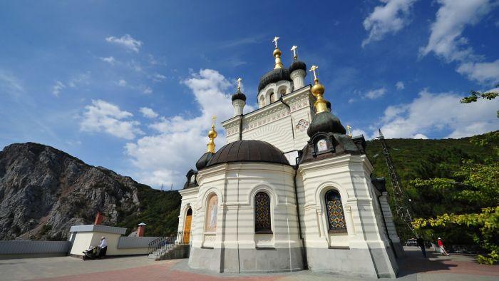 Форосский храм в Крыму