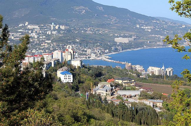 Большая Ялта отдых Крым